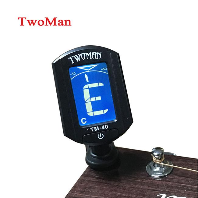 Twoman TM40 클립튜너