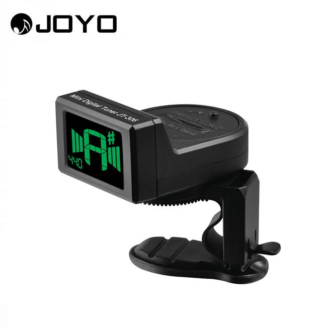 [대륙의 돌풍]Joyo Patented mini guitar tuner (JT-306)