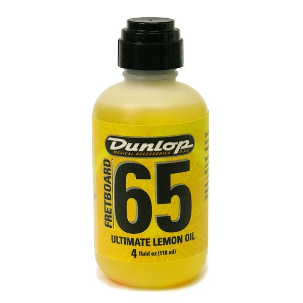 Dunlop 65(6554-118ml) 울티메이트 레몬오일
