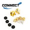 CONNECT - Strap Lock / 쉘러 호환 스트랩락 (Gold)