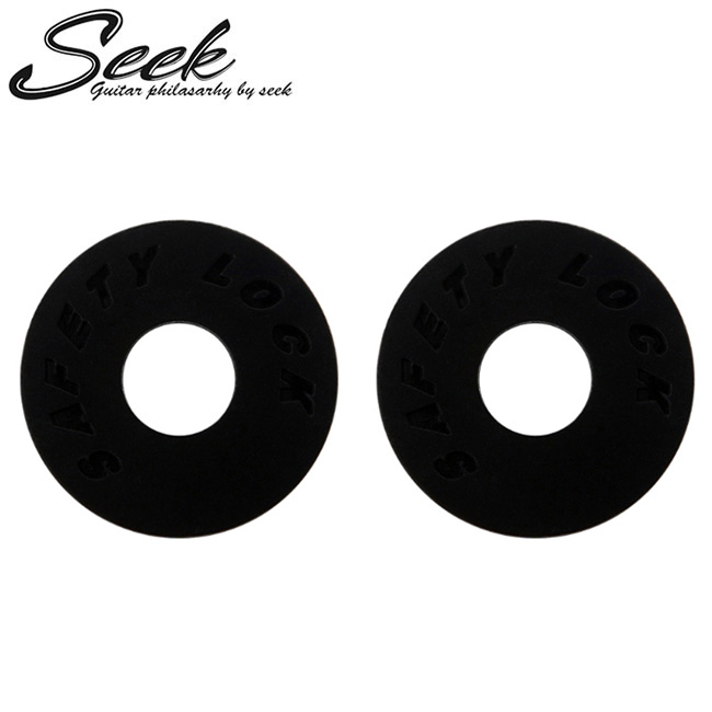 Seek - Safety Lock / 스트랩락 (Black)