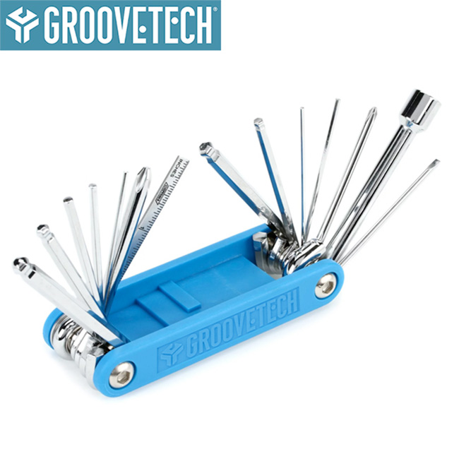 GrooveTech - Guitar and Bass Multi-Tool / 그루브텍 기타 & 베이스 멀티툴 (GTMLT1)