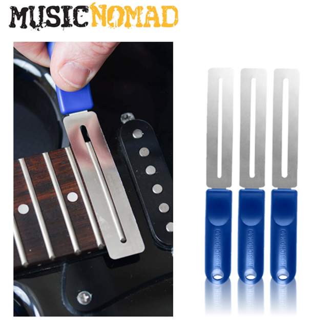 Music Nomad Premium Fretboard GRIP Guards / 지판 프렛 가공용 가드 3개 세트 (MN225)