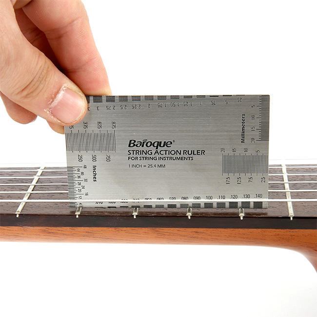 Baroque 셋업 가이드 룰러 / Setup ruler SAR-10 (CNAC-019)