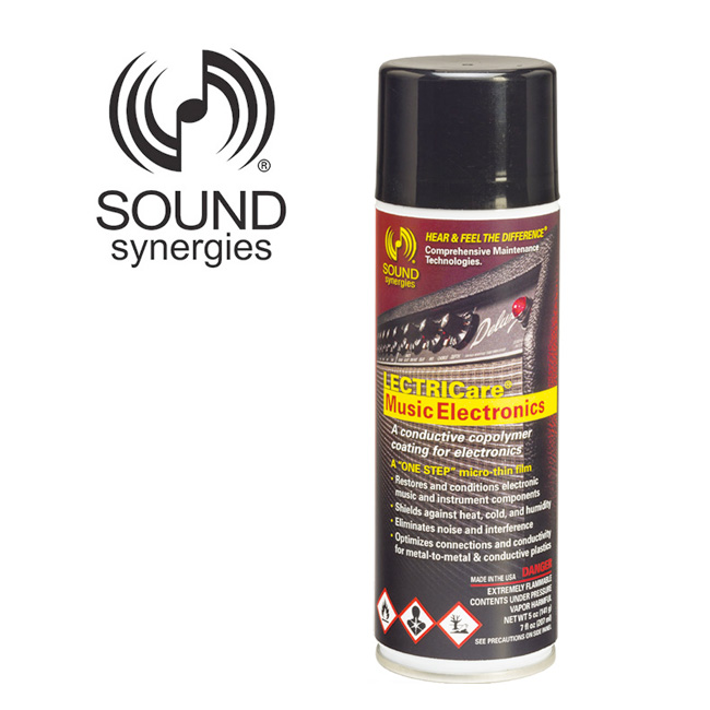 Sound Synergies - LETRICare 악기용 접점부활제 (7온스/207ml/대)