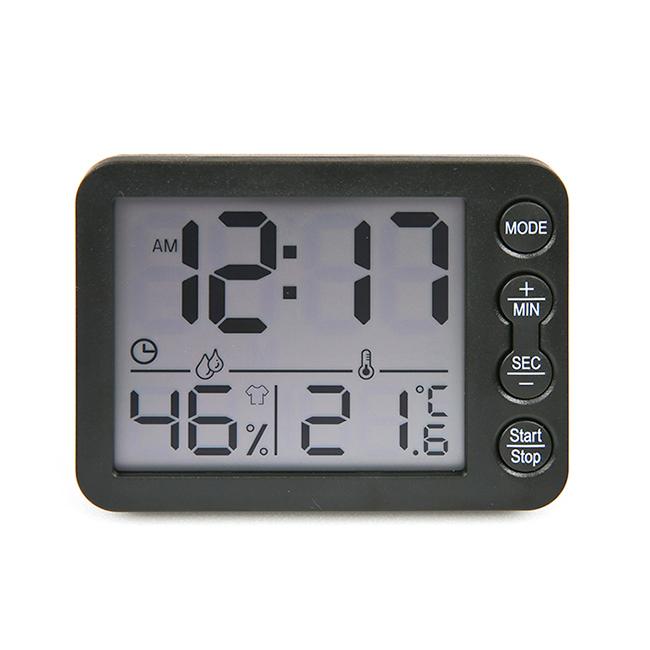 Thermo - Hygrometer / 컴팩트 온습도계 & 알람시계 (HM-88)