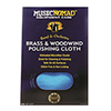Music Nomad Polishing Cloth (Microfiber Suede) - 브라스, 목관악기 용 극세사 폴리쉬 천(MN730)