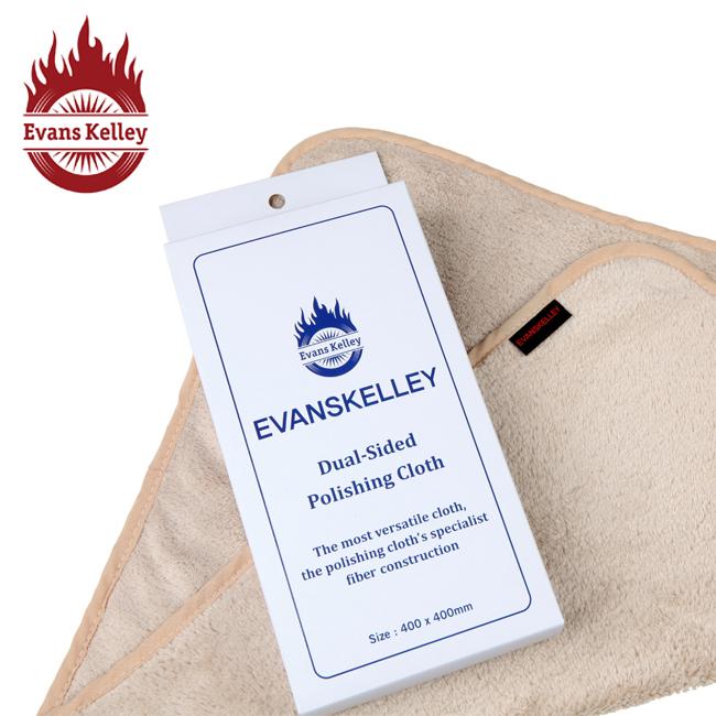 Evans Kelley - Dual Side Polishing Cloth / 양면 극세사 클리닝 천 (EDC-500)