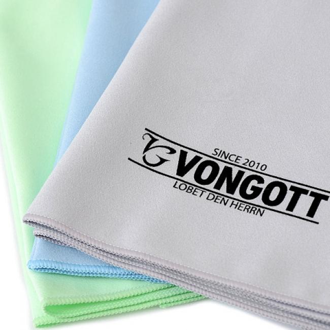 VONGOTT 악기전용 고급 극세사 융 (400 x 400mm 넓은 사이즈)