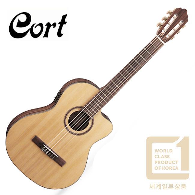 Cort AC160CFTL NAT / 콜트 슬림 클래식 기타