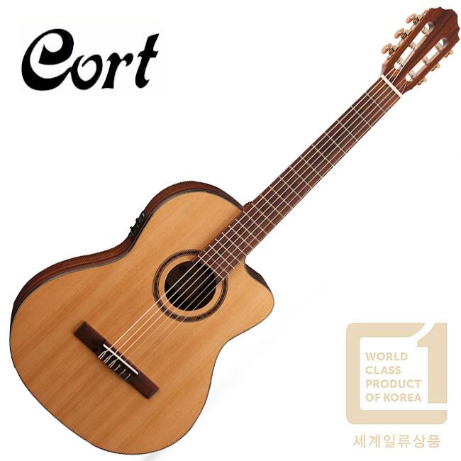 Cort AC160CFTL NG / 콜트 슬림 클래식 기타