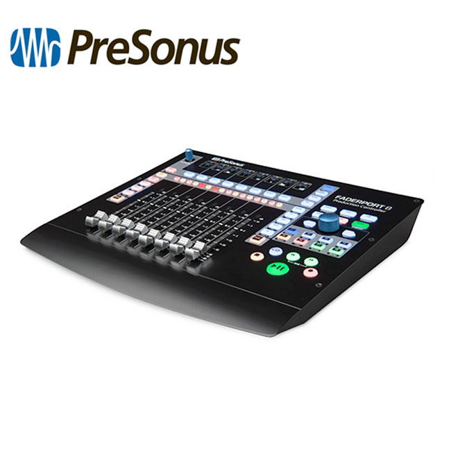 PreSonus FaderPort 8 / 8채널 믹스 프로덕션 컨트롤러