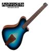 [특가]Corona Aphrodite APN-100HSEQ Blue Burst 아프로디테 헤드리스 미니통기타 3217