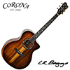 [KBS드라마 맨홀 협찬특가]Corona ABG-1500 Selected Koa With L.R.Baggs /폼케이스 포함 9754