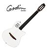 [특가]Godin Multiac ACS-SA White (폼케이스 포함) 3929