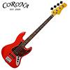 [수리특가-엔드핀교체]Corona CJB Deluxe Fiesta Red / 코로나 디럭스 재즈베이스 5478