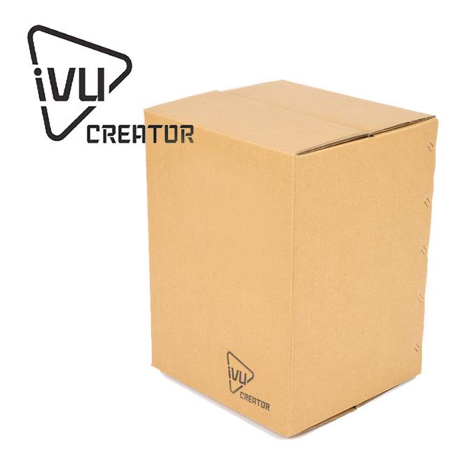 [B-Stock] iVU CREATOR - Carton Cajon<br>신개념 친환경 조립식 카혼 (CC-01)