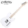 [특가][NEW] Corona CTC-250(M) Olympic White / 코로나 텔래캐스터 일렉기타 6692