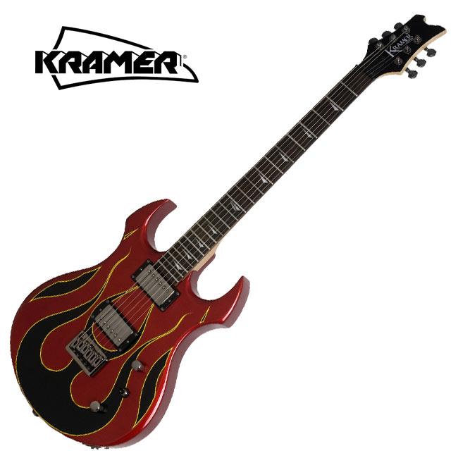 [특가]Kramer Pariah 퍼라이아 기타(KPCRGFBH1) 8718