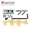 [특가-포장훼손]Gotoh 락킹너트 GHL-2 Chrome 9333