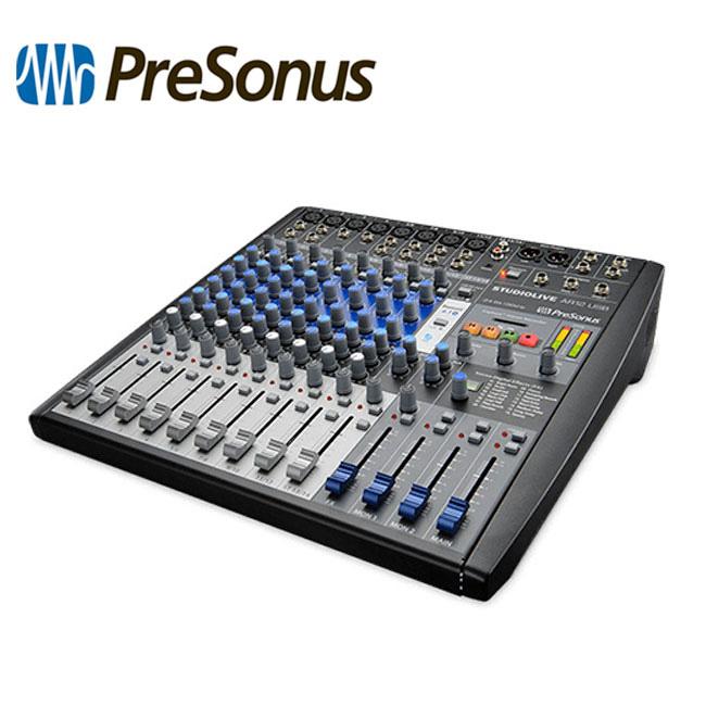 [반품특가] PreSonus StudioLive AR12 USB Mixer (3756)