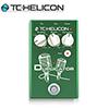 [개봉특가]TC Helicon Duplicator 보컬 더블링 & 리버브 이펙터 2210