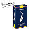 Vandoren 트레디셔널 알토 색소폰 리드 3½호 10개팩 (SR2135)