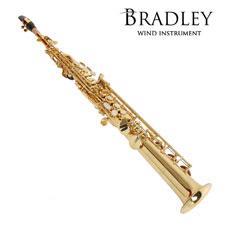 <font color=#262626>Bradley SST-602S SOPRANO SAXPHONE 브래들리 소프라노 색소폰 (색소폰, 섹소폰)</font>