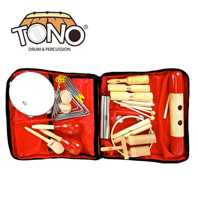 TONO 토노 리듬악기 17종 세트