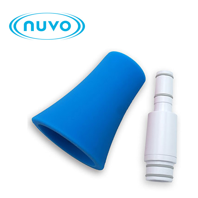 Nuvo jSax Straght Kit - White & Blue / jSax 전용 직관 전환 키트 (N515SWBL)