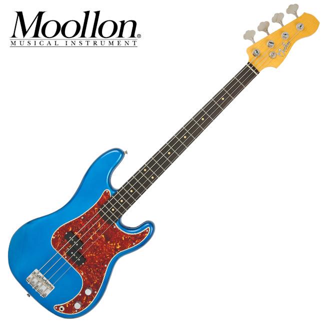 Moollon P Classic - Lake Placid Blue 하드케이스 포함 (1756)