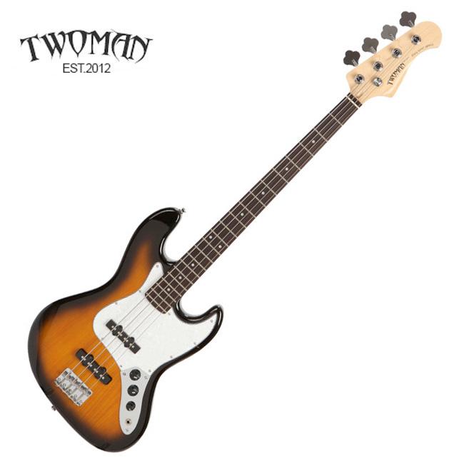 Twoman TJB-100 / 투맨 베이스기타 (2T)