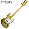 Corona CJB Deluxe Jade Sparkle / 코로나 디럭스 재즈베이스