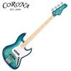 Corona CJB Premium Active Bass (Trans Sky Blue)