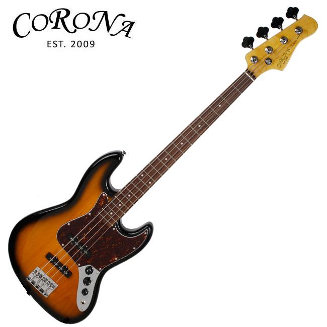 Corona CJB Deluxe 2T / 코로나 디럭스 재즈베이스