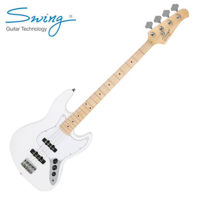Swing G1 SE 베이스기타 / WH(M)