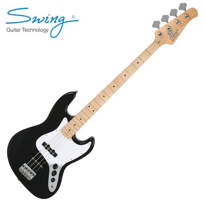 Swing G1 SE 베이스기타 / BK(M)