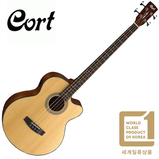 Cort SJB-5F / 콜트 어쿠스틱 베이스 (NS)