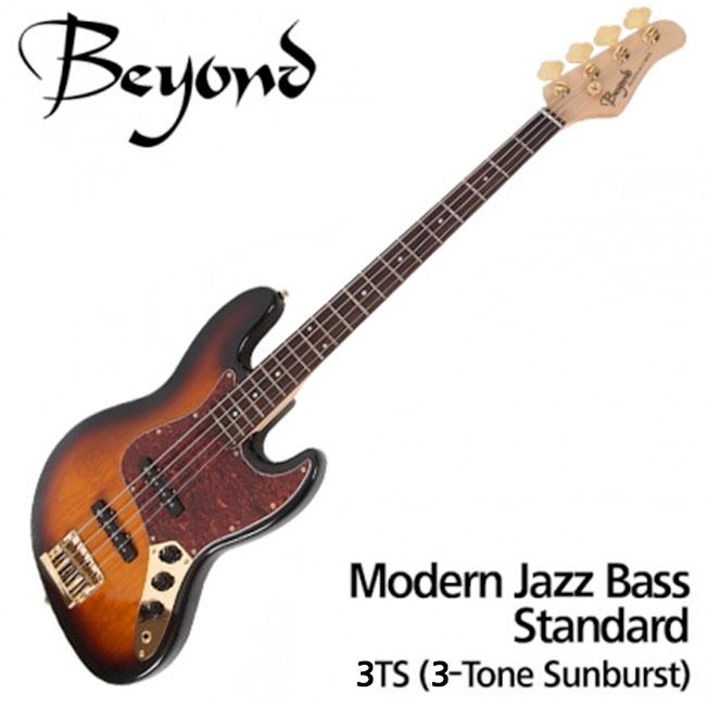 Beyond 일렉베이스 Modern Jazz Bass Standard 3TS