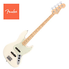 <font color=#262626>Fender American Professional Jazz Bass - Olympic White Maple (019-3902-705)</font>