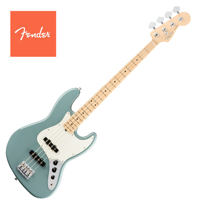 Fender American Professional Jazz Bass - Sonic Gray Maple (019-3902-748)