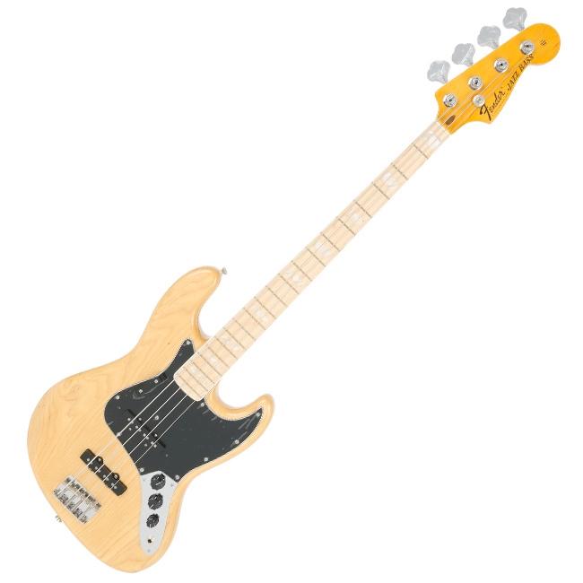 Fender American Original 70s Jazz Bass - Natural (019-0142-821)