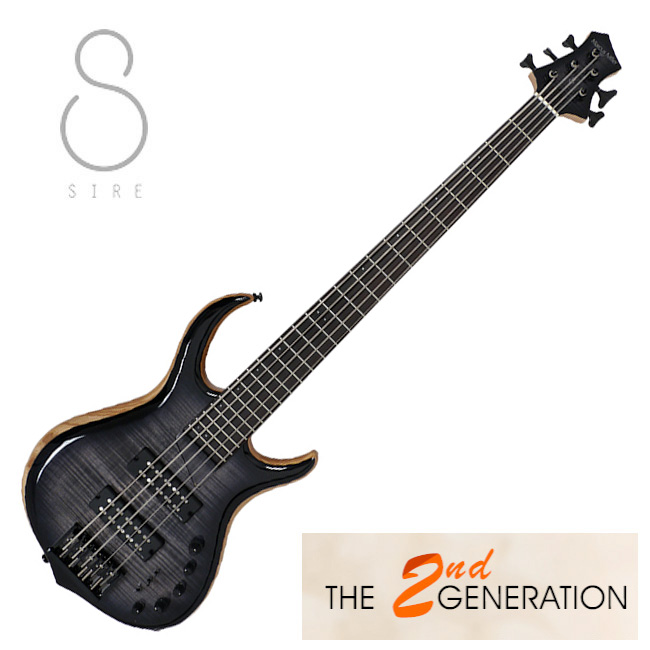 [2nd Generation]<br>SIRE Marcus Miller M7 Ash 5현 / 사이어 마커스밀러 (TBKB)