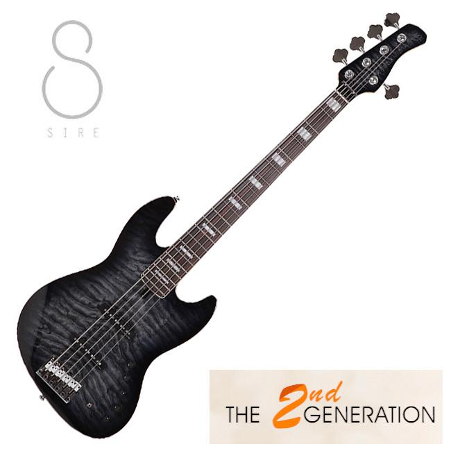[2nd Generation]<br>SIRE Marcus Miller V9 Ash 5현 / 사이어 마커스밀러 (TBKB)