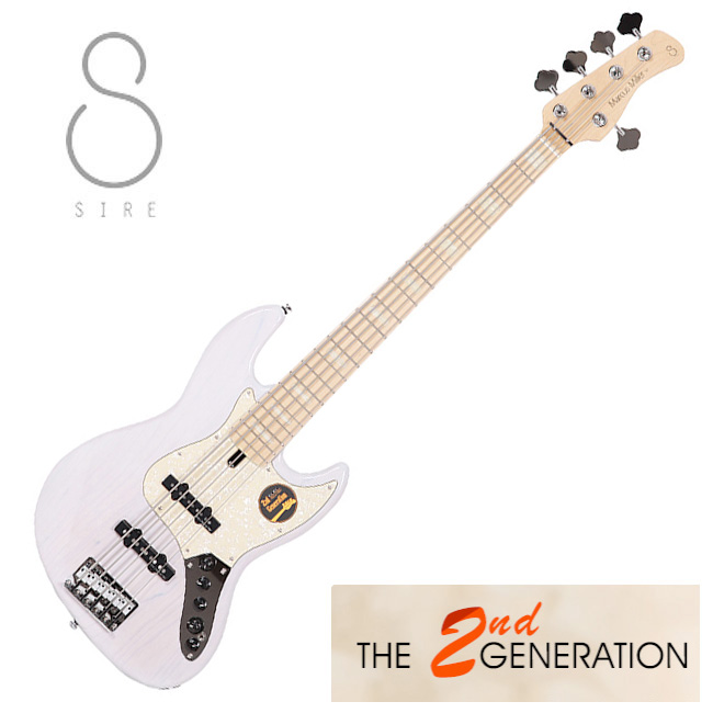 [2nd Generation]<br>SIRE Marcus Miller V7 Ash 5현 / 사이어 마커스밀러 (WB)