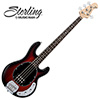Sterling - Stingray SUB<br>RAY4 / Ruby Red Burst