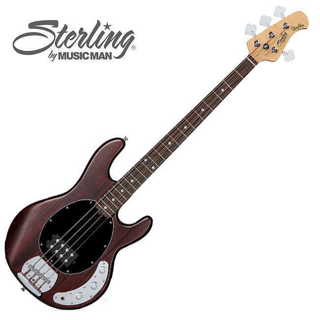 Sterling - StingRay Bass SUB<br>RAY4 / Walnut Satin
