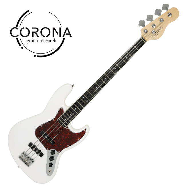 [10th New Generation]<br>Corona - Traditional Player Jazz / White(R)