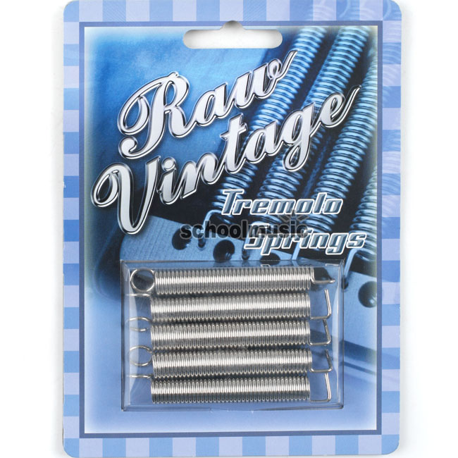 Raw Vintage Tremolo Spring Ʈ�����ν�����(RVTS-1)5�� ��Ʈ