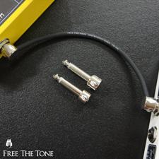 <font color=#262626>FreeTheTone Solderless Plug SL-8L -Nickel</font>